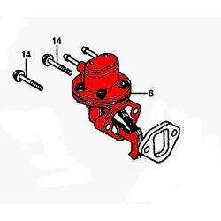 Pompe a essence - GL1000 - GL1100