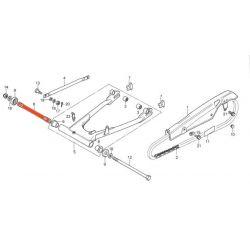 Bras oscillant - Axe - (x2) -  N'est plus disponible a la vente