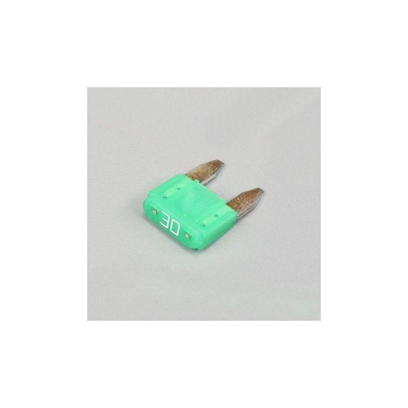Fusible - Mini - 30A - Vert - Lg. 11mm