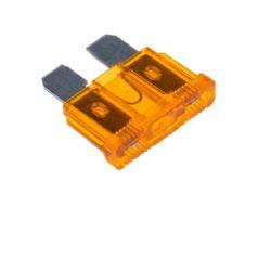 Fusible - 5A - Orange - Lg 19mm