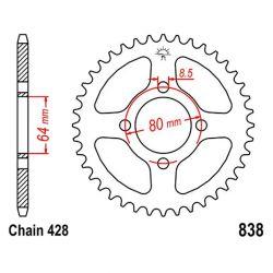 Transmission - Couronne - JTR - 838-428 - 45 dents