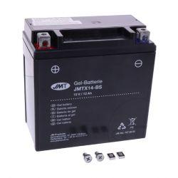 Batterie - YTX14BS - GEL - JMT