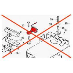 Allumage - Condensateur - CM125T - N'est plus disponible
