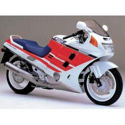 CBR1000 F - RTM - N° 070-2  - Version PDF - Revue Technique moto