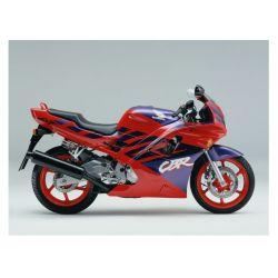 CBR600 - (PD25-PC31) - 1991-1996.... - RTM - N° 087-1 - Version PDF - Revue Technique moto -