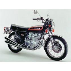 CB500 / CB550 - RTM - N° 010  - Version PDF - Revue Technique moto