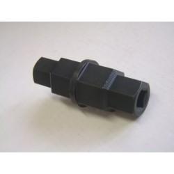 Roue - Douille 6 pans - 17-19-22-24mm