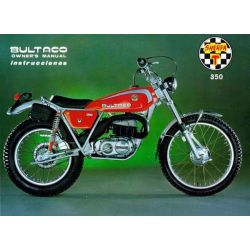 Bultaco - Sherpa  - RTM - N° 026-2 - Revue Technique moto - Version PDF