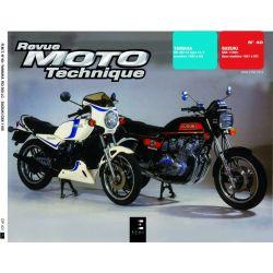 RD350LC - GSX1100E - RMT - N° 40 - Version Papier - Revue Technique moto