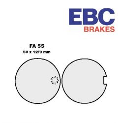 Frein - Plaquette - EBC - FA55 -