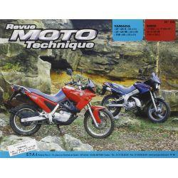 RTM - N° 096 - DT-DTR- TDR 125 / Revue Technique moto