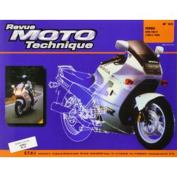RTM - N° 063 - VFR750 - (RC24) - Revue Technique moto - Version PAPIER