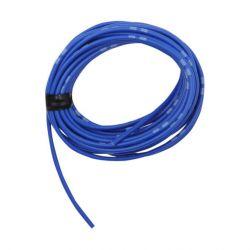 Cable - 0.75mm2 - Fil electrique - Rouge/Blanc - 4 metres