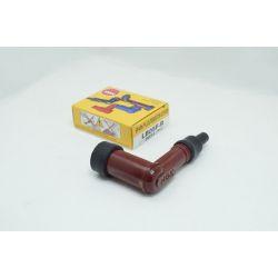 Anti-parasite - NGK LB-05 F - 90° - (LB05F) - Rouge
