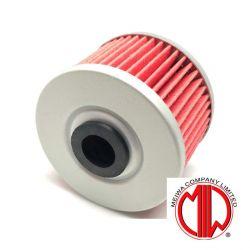 Filtre a huile - Miewa - 15412-KF0-000