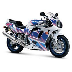 GSX-R 750 W - 1992-1193 - RTM - N° 089-2 - Version PDF - Revue Technique Moto