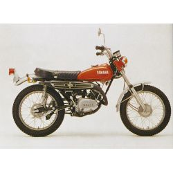 DT125 - 1971-1974 - RTM - N° 11 - Version PDF - Revue Technique Moto