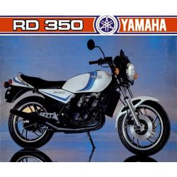 RD305LC - RDLC 350 - RTM - N° 52 - Version PDF - Revue Technique Moto