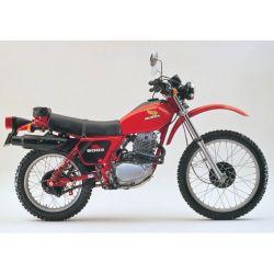 XL250S - XL400S - XL500S - RTM - N° 41 - Version PDF - Revue Technique Moto