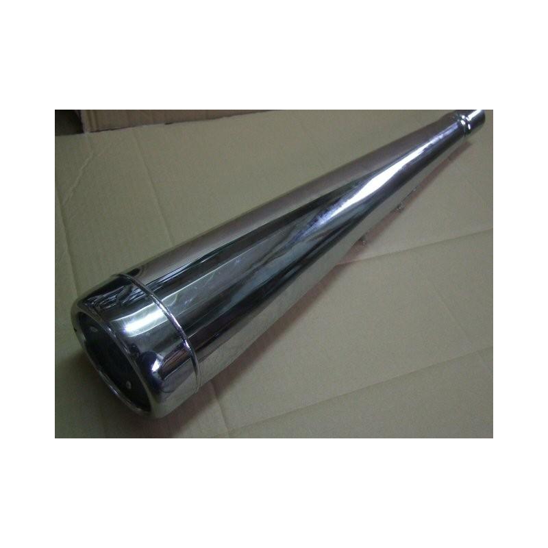 Echappement - CB250N/CB400N/CB450 - Silencieux droit -