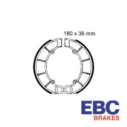 Frein - Garniture - Machoire - 180x38mm - EBC - 43120-393-000