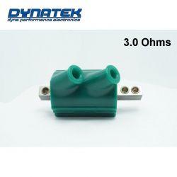 Allumage - Dynatek - Bobine - 12v - double 3.0 Ohms - (x1) - DC1.1