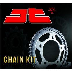 Kit chaine - Ouvert - 520/102/15/41 - NOIR - JT-XR1 - CB250N