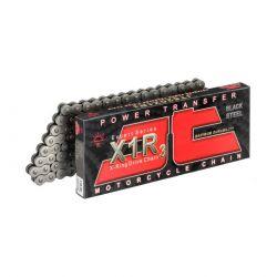Transmission - Chaine JT X1R3 - 520-108 maillons - Noir