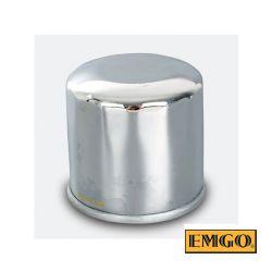 Filtre a huile - EMGO - EM-303 - CHROME