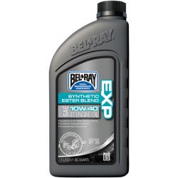 Huile moteur - EXP - BEL-RAY -  Semi-Synthese - 10W40 - 1 Litre