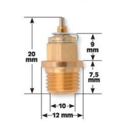 Carburateur - Siege + Pointeau - VM28/163 - ø2.50