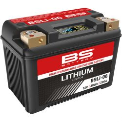 Batterie - Lithium - BSLI06 - (YT12A)