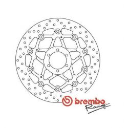 Frein - Disque - Avant - G/D - Brembo - DI0150IX - 320mm -