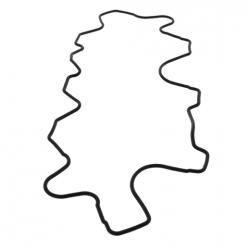 Couvercle - Cache culbuteur - Joint de carter - CB650