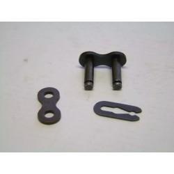 Transmission - Attache rapide DID - Noire - a clipser - Chaine 428 H