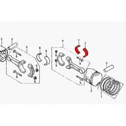 Moteur - 1/2 Coussinet - bielle - A - BLEU (avec trou) - GL1100 - GL1200 - non valable