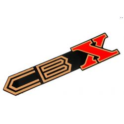 Carter lateraux - Autocollant - decoration - Embleme CBX1000