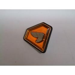 Cache Lateral - Embleme Logo - Orange - Aile Droite - Honda CB Four