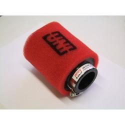 Filtre a air - ø39mm - Mousse Rouge - UNI - (x1) -