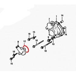 Circuit d'eau - Joint de coude - pompe  - 46x2mm - (x1)