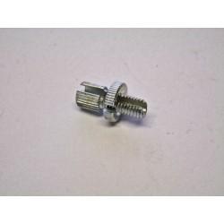 Arret gaine - tendeur de cable - Aluminium - M8 x1.00
