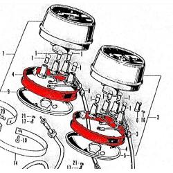 Compteur - Joint de serrage