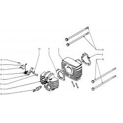 Moteur - bloc cylindre - produit non valable