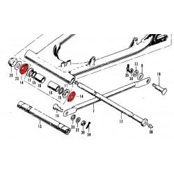 Rondelle de bras oscillant * (x1)