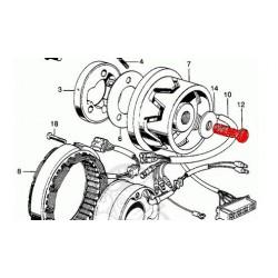 Alternateur - Vis de fixation du rotor - N'est plus disponible