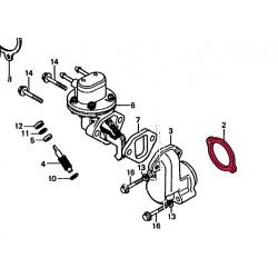 Moteur - Joint de couvercle de compte tour - GL1000 - GL1100