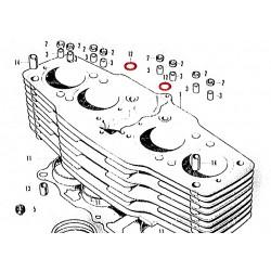 Joint torique de culasse - 11x2.5mm