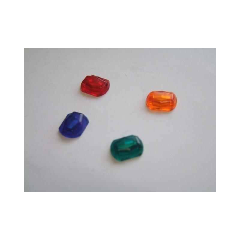 Tableaux de bord - Setr de Lentilles de couleurs