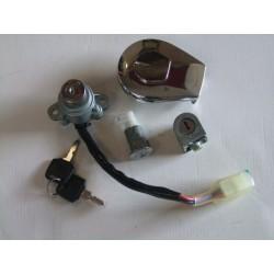 Contacteur a clef - Set complet - GL1500