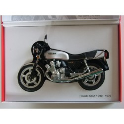 """CBX1000 - Miniature 1/12"""" - HONDA"""